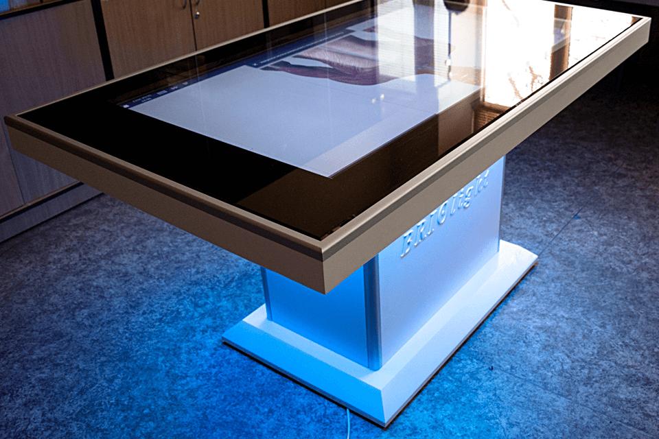 антомічний стіл Бріолайт