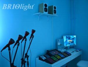 Інтерактивна кімната Бріолайт