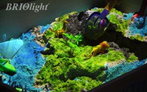 Інтерактивна пісочниця Бріолайт