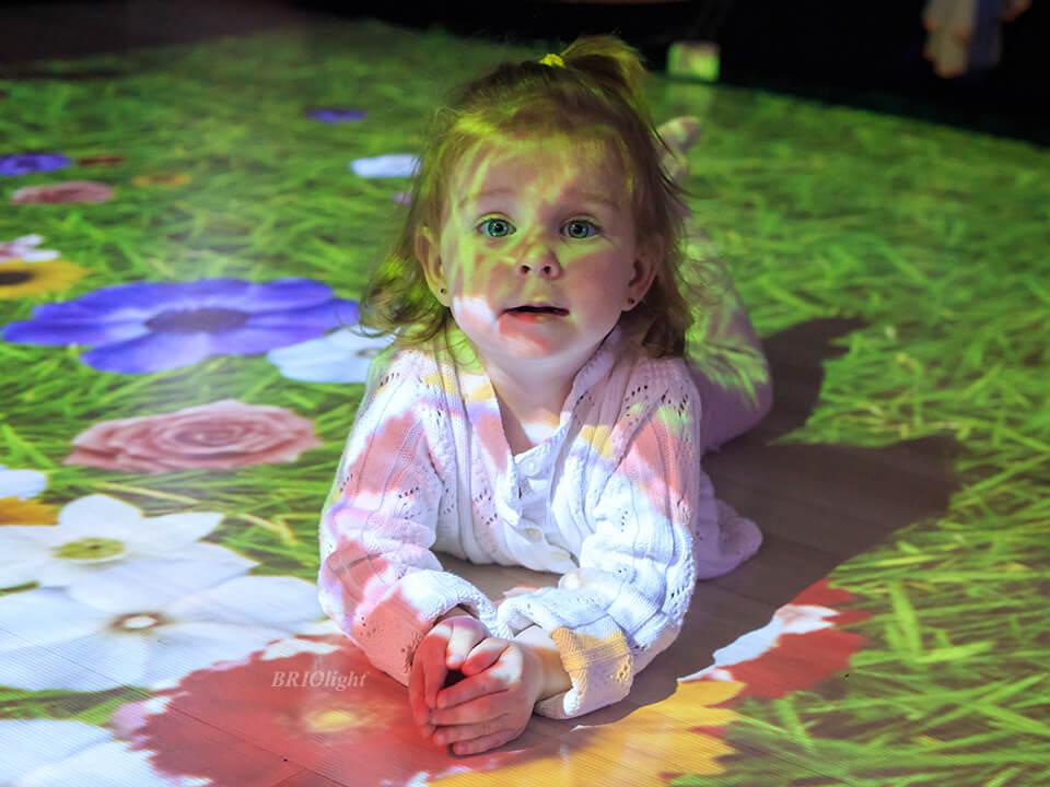 interactive floor