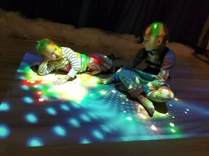 Інтерактивна підлога Бріолайт