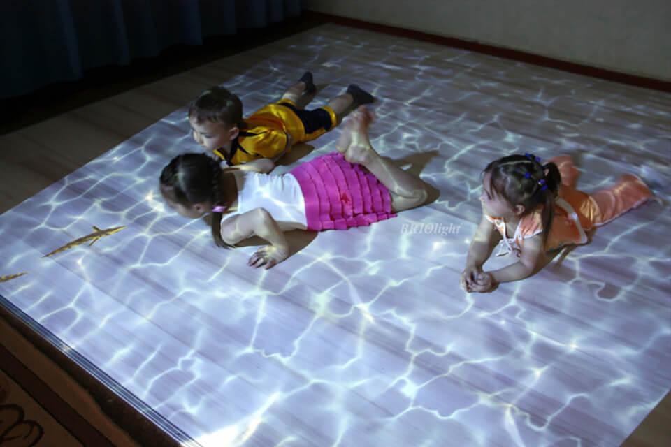Equipment for children's relaxation