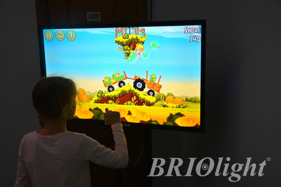 Интерактивная панель Бриолайт