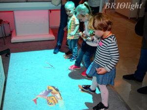 інтерактивне обладнання для дитячих садків