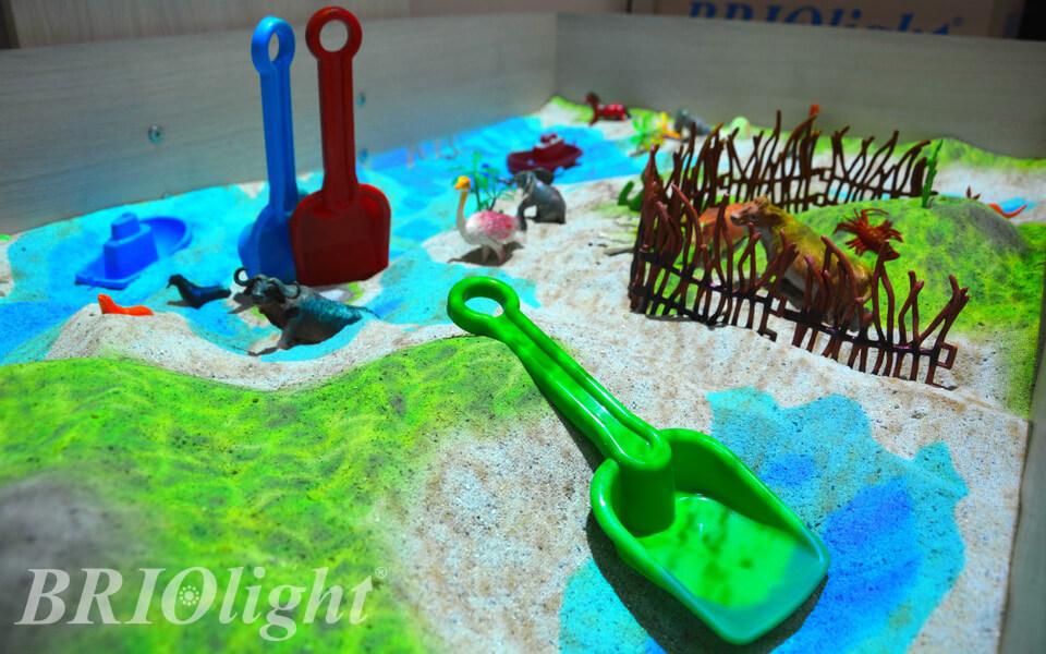 Українська інтерактивна пісочниця