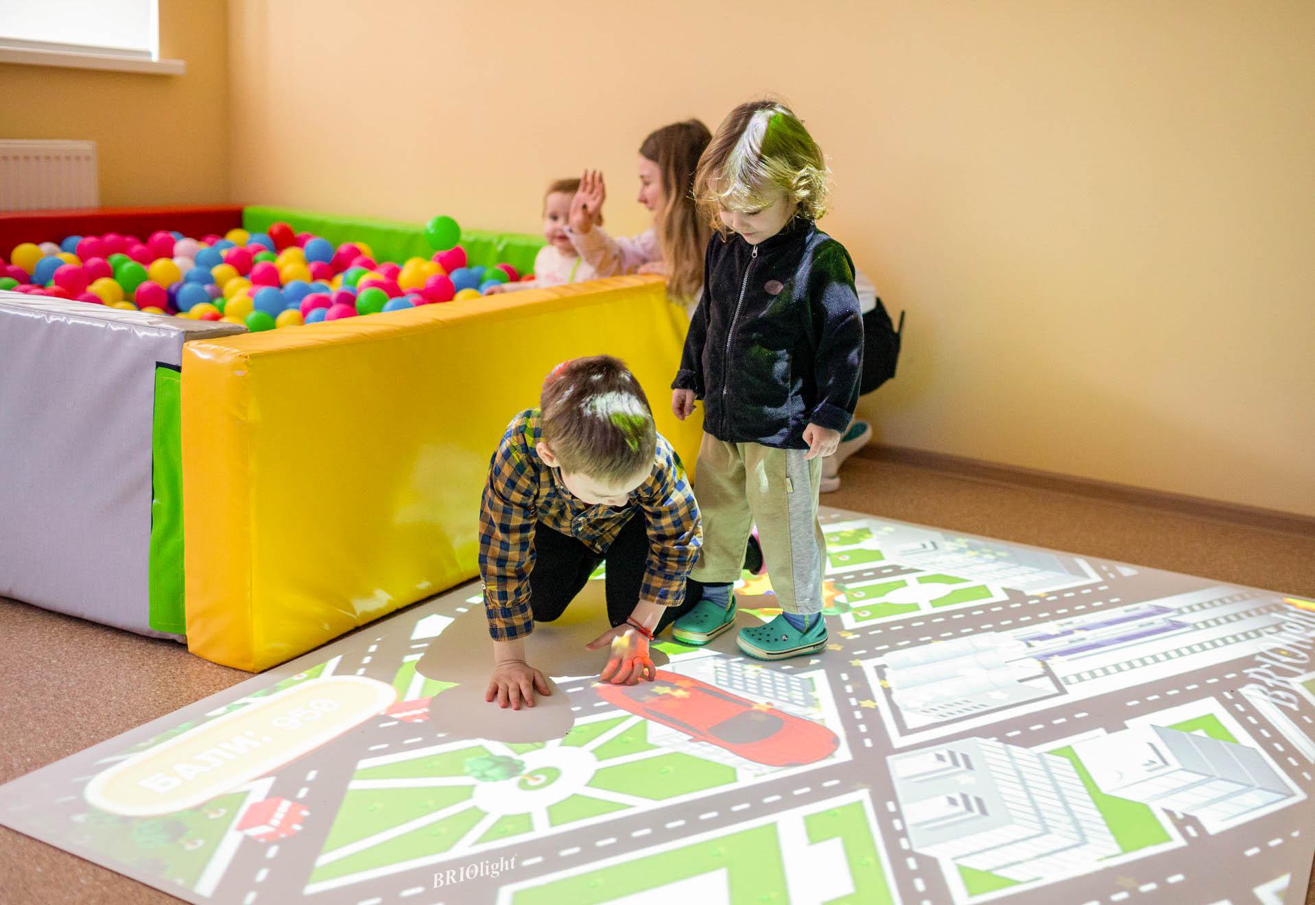 інтерактивна підлога купить в україні ціна