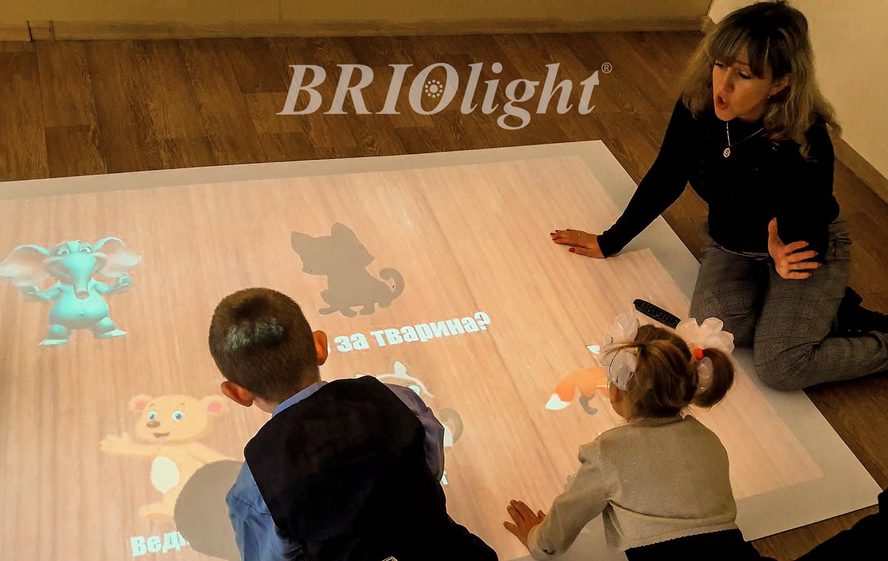 інтерактивна підлога для розвиваюча ціна україна