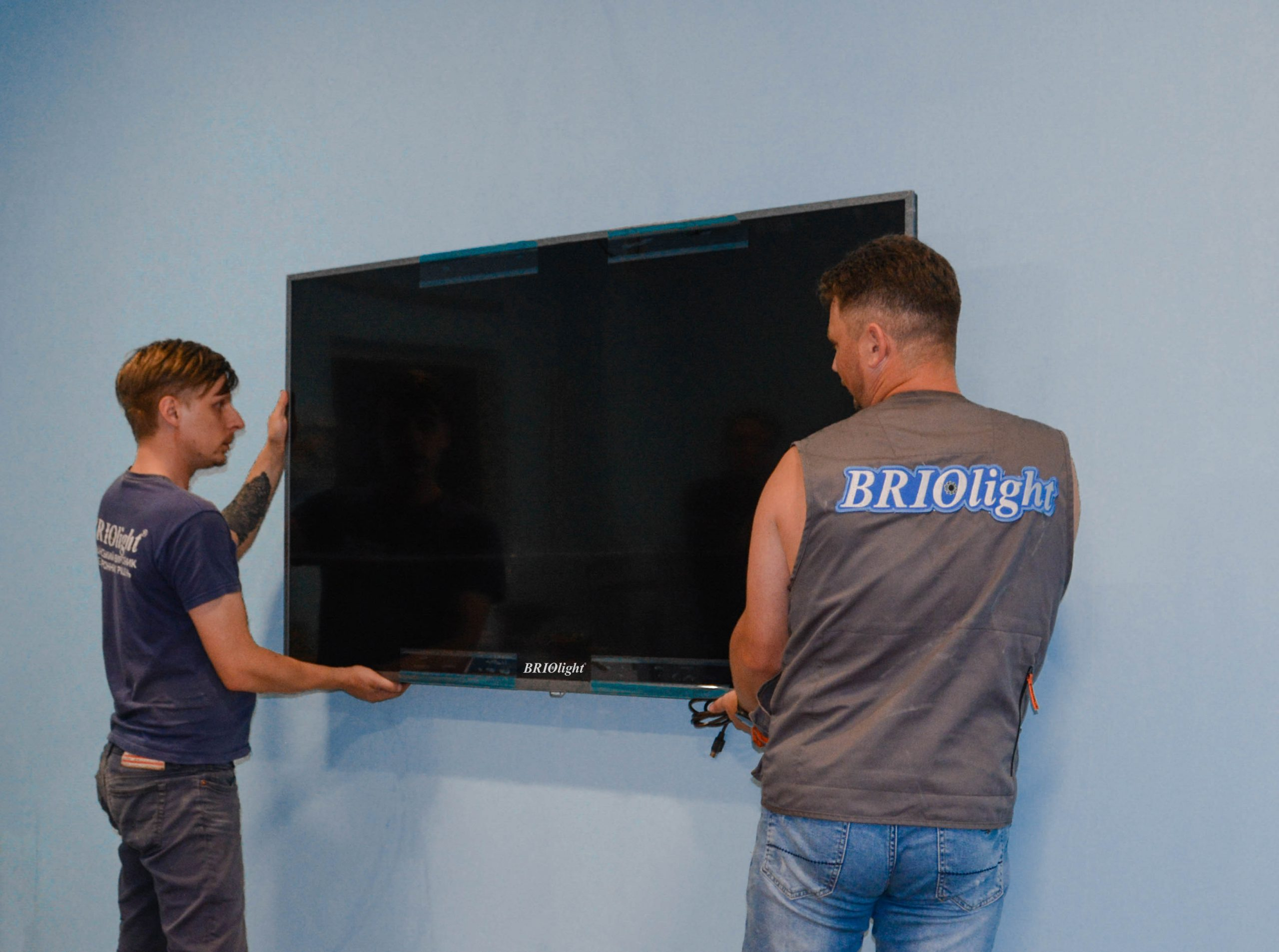 монтаж інтерактивної панелі в україні