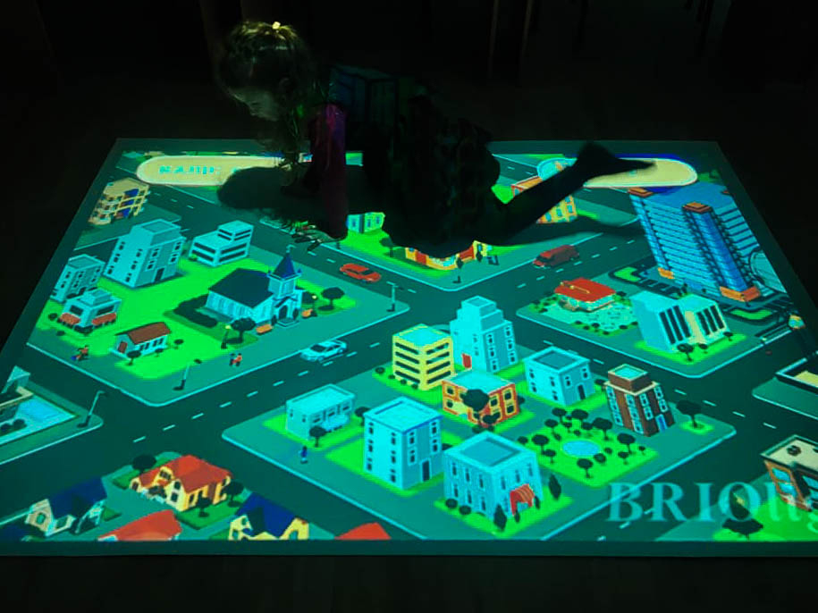 інтерактивна підлога купить в україні