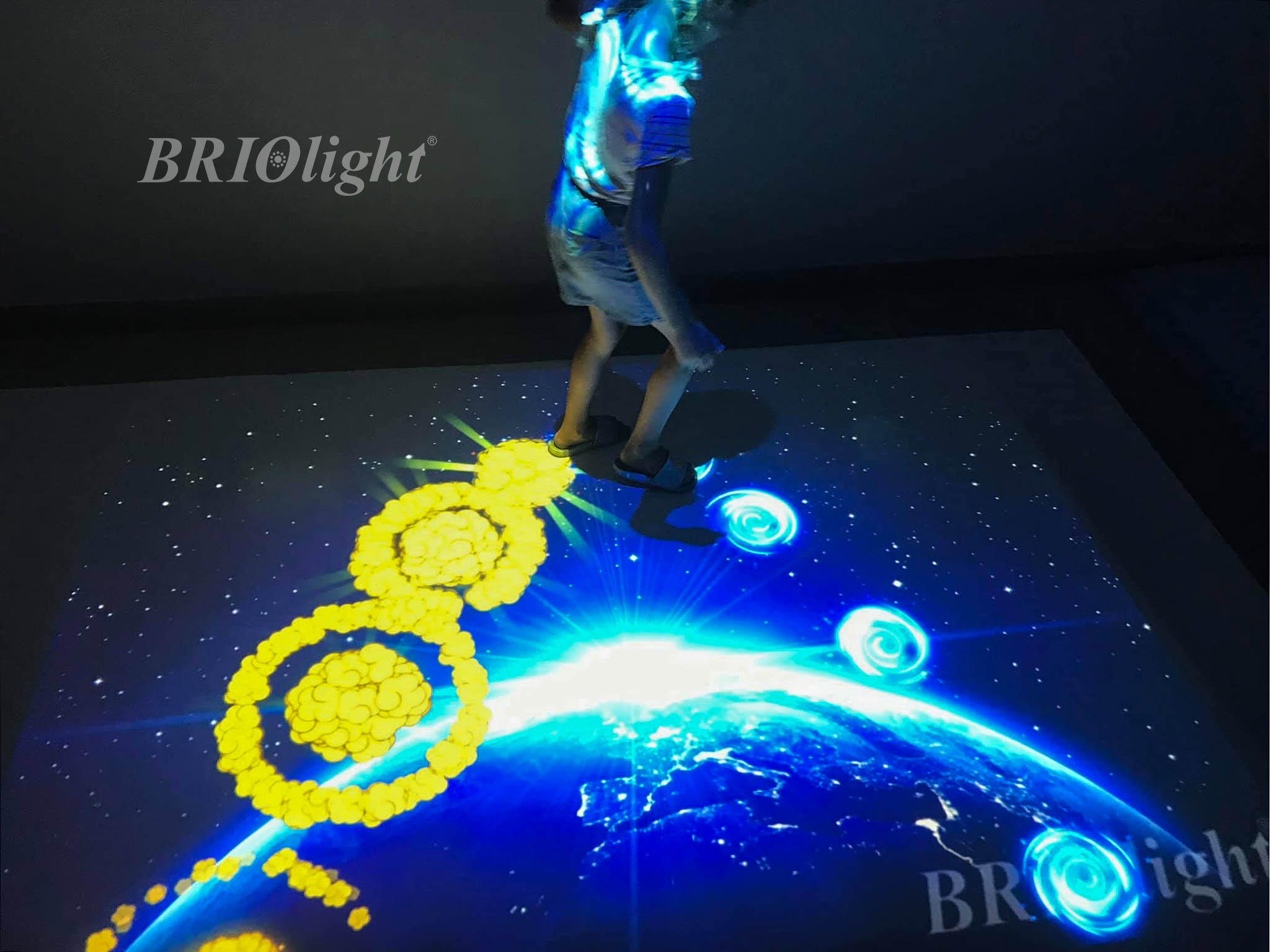 Buy interactive floor Ukraine