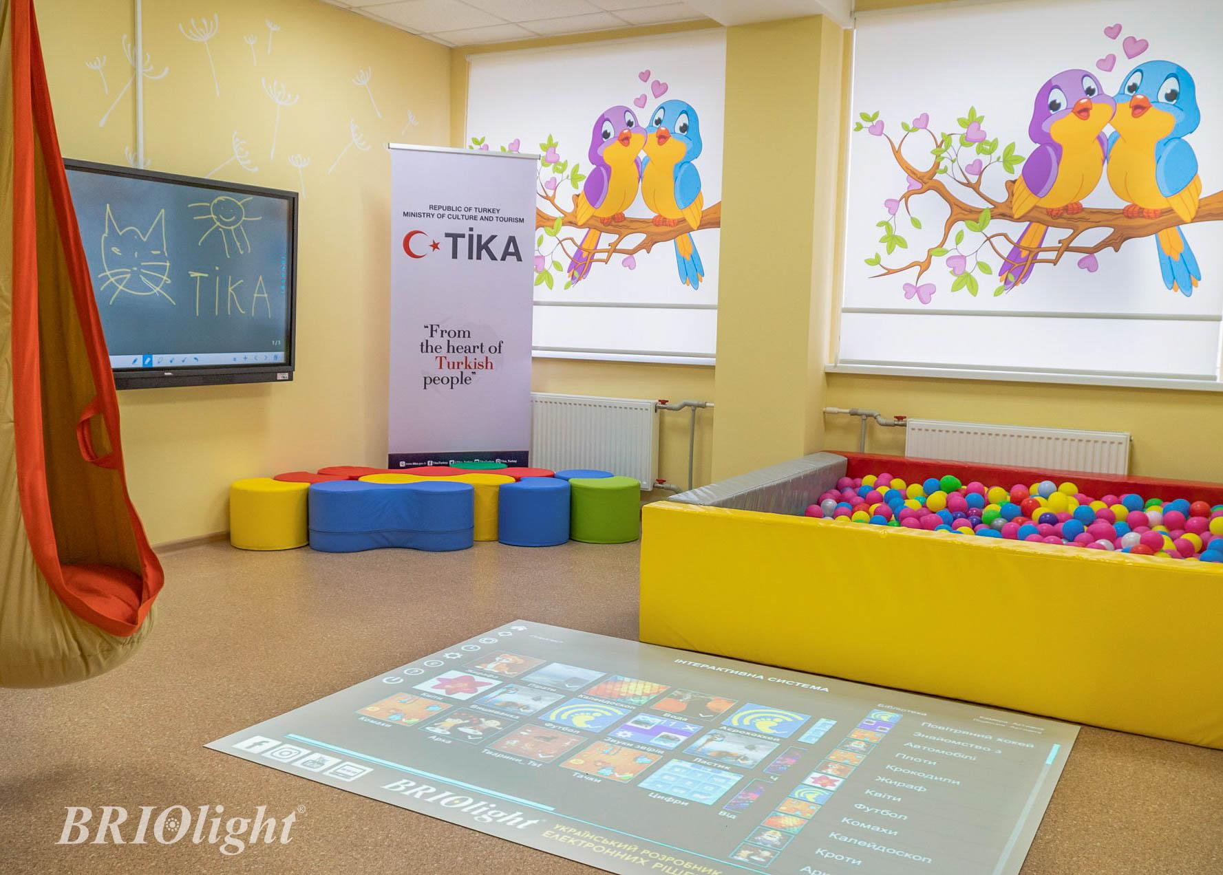 сенсорна кіината купить в україні для дітей