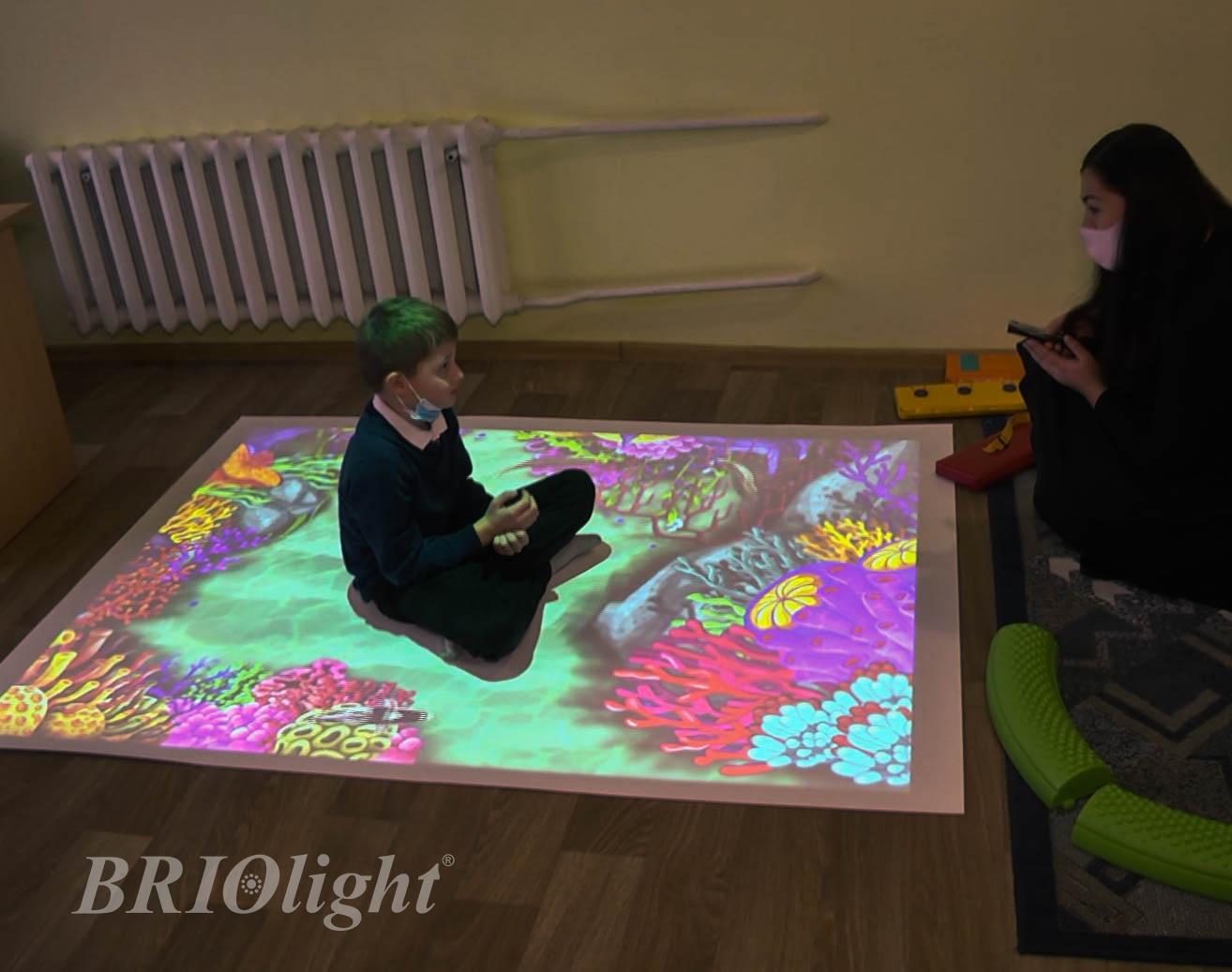 buy interactive floor Ukraine Inclusion violation of intellectual development