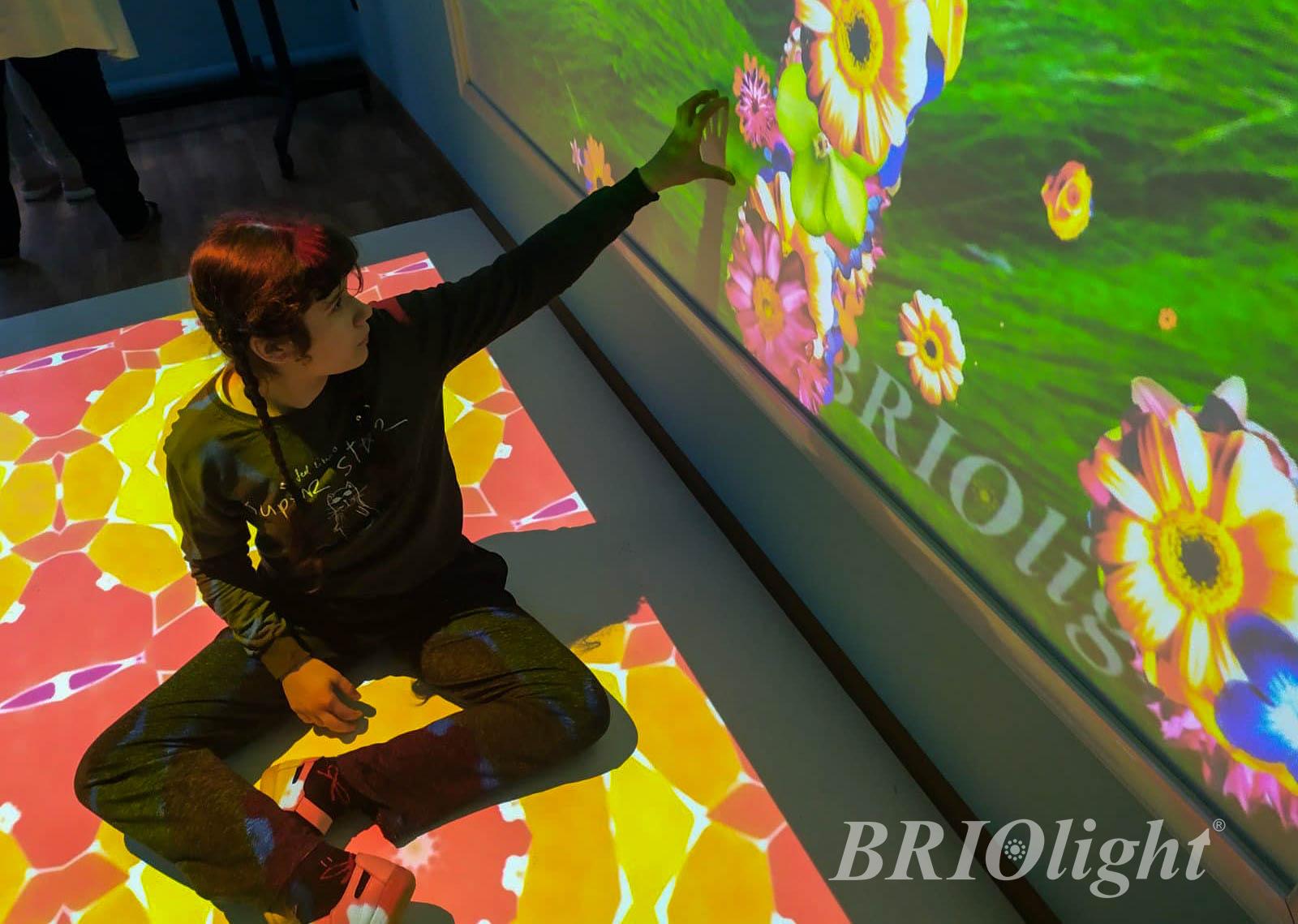інтерактивна кімната для ребілітації дітей дефектолог україна