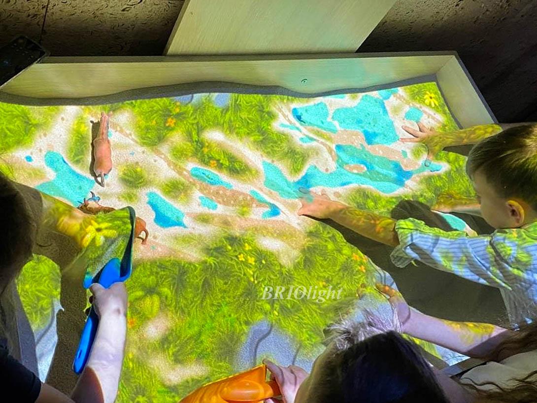 інтерактивна пісочниця
